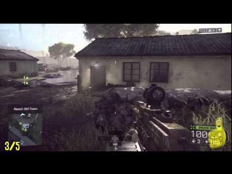 Battlefield 4: Dog Tag / Weapon Locations – Tashgar Mission – HTG