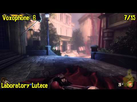Bioshock Infinite: All Collectibles Locations – Part 14 (Voxophones, Sightseers, Infusions) -HTG