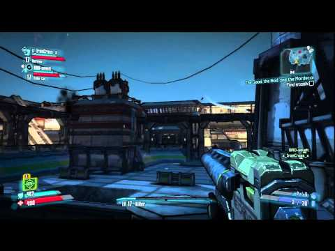 Borderlands 2: High-Flying Hurler Trophy/Achievement – HTG