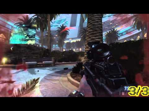 Call of Duty Black Ops 2: Intel locations: Karma (16-18) -HTG