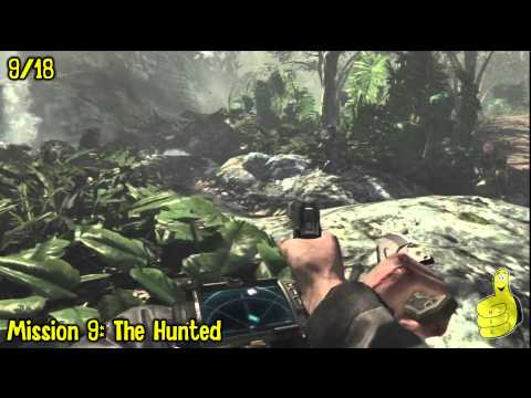 Call of Duty Ghosts: All Rorke File Locations (Audiophile Trophy / Achievement) – HTG