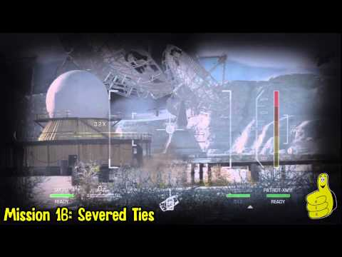Call of Duty Ghosts: Fly-by-wire – Trophy/Achievement – HTG