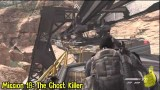 Call of Duty Ghosts: Tickets please – Trophy/Achievement – HTG