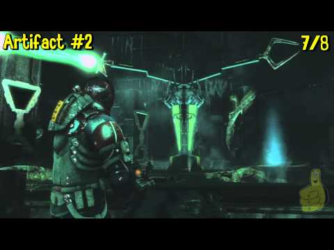 Dead Space 3: Chapter 18- All Collectibles Locations(Artifacts, Logs, Weapon Parts & Circuits) – HTG