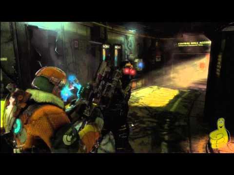 Dead Space 3: Devil Horns on Pure Survival and Hardcore Exploit -HTG