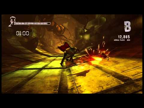 DmC Devil May Cry: A Man With Guts and Honor (Trophy/Achievement) – HTG