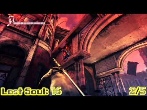 DmC Devil May Cry: Mission 3 – All Collectibles Locations (Lost Souls, Keys, Secret Doors) – HTG