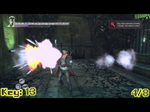 DmC Devil May Cry: Mission 8 – All Collectibles Locations (Lost Souls, Keys, Secret Doors) – HTG