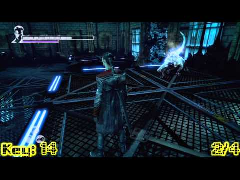 DmC Devil May Cry: Mission 9 – All Collectibles Locations (Lost Souls, Keys, Secret Doors) – HTG