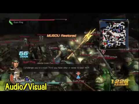 Dynasty Warriors 8: Video Review – HTG