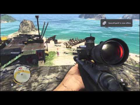 Far Cry 3: Unheard Trophy/Achievement – HTG
