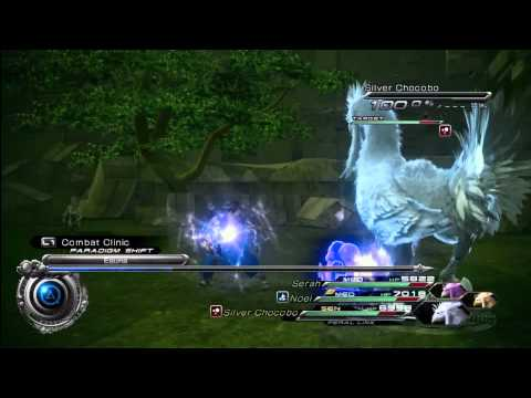 Final Fantasy XIII-2: Beast Tamer Trophy/Achievement – HTG