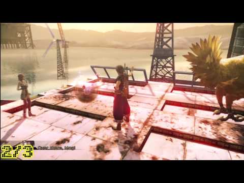 Final Fantasy XIII-2: Fragment Locations – Oerba (200 AF) – HTG