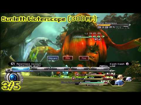 Final Fantasy XIII-2: Paradox Endings Part 1 – HTG