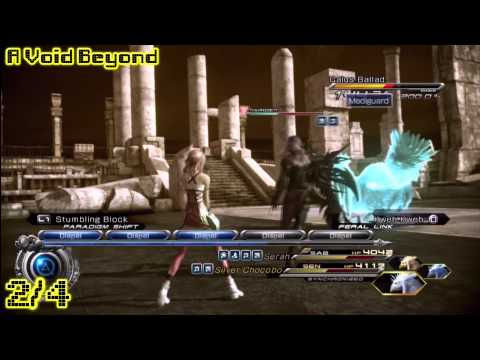 Final Fantasy XIII-2: Paradox Endings Part 2 – HTG