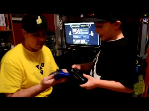 Gamebreak – Playstation 4 DualShock 4 UnBoxing/First Look at DualShock 4 – HTG