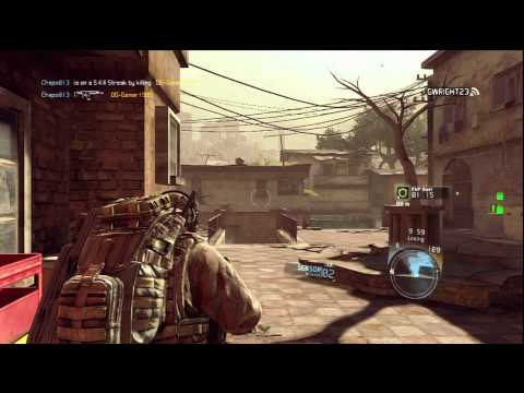 Ghost Recon Future Soldier: Beta Engineer Play through – HTG