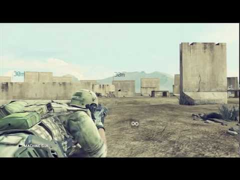 Ghost Recon Future Soldier: Beta Rifleman Overview – HTG