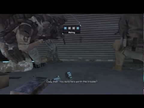 Ghost Recon Future Soldier Screen Test – HTG