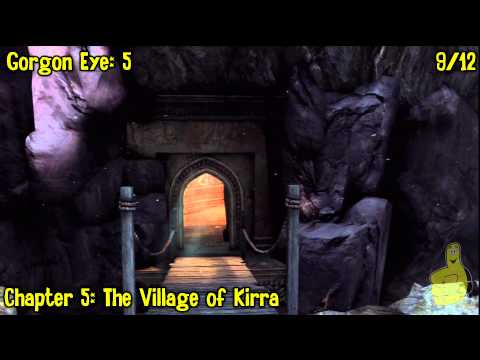 God of War Ascension: Collectibles Locations Part 1 (Artifacts, Eyes, Feathers, Chests) -HTG