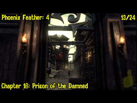 God of War Ascension: Collectibles Locations Part 3 (Artifacts, Eyes, Feathers, Chests) -HTG