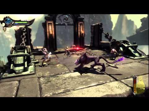 God of War Ascension: Swinger Trophy -HTG
