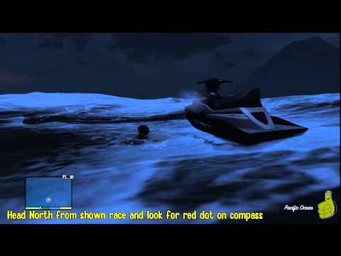 Grand Theft Auto 5: Out of Your Depth Trophy/Achievement – HTG