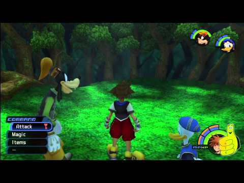 Kingdom Hearts Final Mix HD Deep Jungle Speedrun (Part2) – HTG