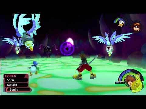 Kingdom Hearts Final Mix HD End of the World Speedrun Part 2 – HTG