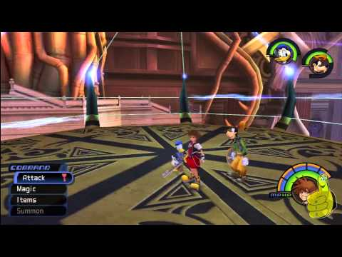 Kingdom Hearts Final Mix HD Hollow Bastion Speedrun (2nd Visit) – HTG