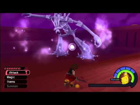 Kingdom Hearts Final Mix HD Ice Titan Match/Earning Fast Experience – HTG