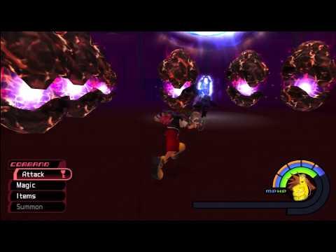 Kingdom Hearts Final Mix HD Sephiroth Battle (One Winged Angel Trophy) – HTG