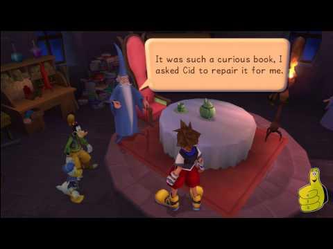 Kingdom Hearts Final Mix HD Traverse Town (2nd Visit) Speedrun – HTG