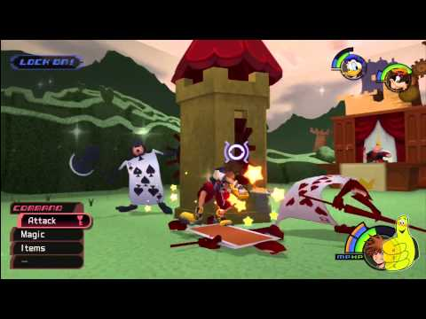 Kingdom Hearts Final Mix HD Wonderland Speedrun – HTG