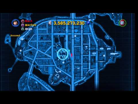 Lego Batman 2 DC Super Heroes: Citizen in Peril Central Island Locations – HTG