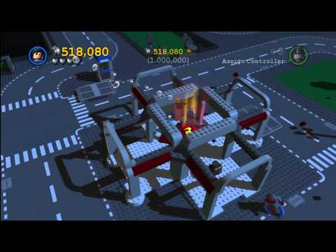 Lego Batman 2 DC Super Heroes: Hidden Level Lego Gotham City – HTG