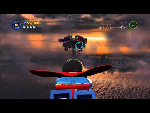 Lego Batman 2 DC Super Heroes: Level 10 / Down to Earth Trophy/Achievement – HTG
