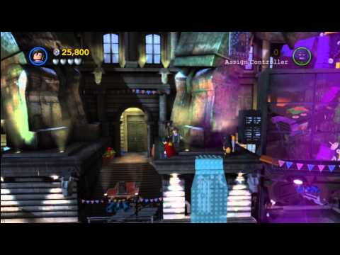Lego Batman 2 DC Super Heroes: Level 12 / The Next President Trophy/Achievement – HTG