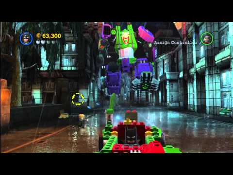 Lego Batman 2 DC Super Heroes: Level 13 FREE PLAY – 10 of 10 Mini Kits – HTG
