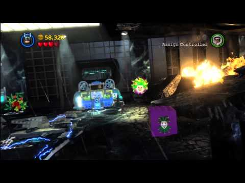 Lego Batman 2 DC Super Heroes: Level 14 / Tower Defiance Trophy/Achievement – HTG