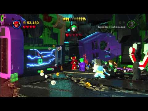 Lego Batman 2 DC Super Heroes: Level 15 / Heroes Unite Trophy/Achievement – HTG