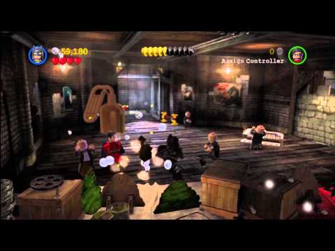 Lego Batman 2 DC Super Heroes: Level 1/Theatrical Pursuits Trophy/Achievement – HTG