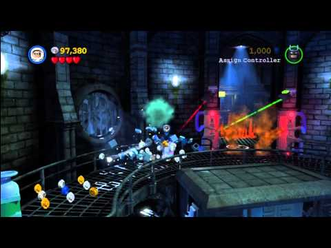 Lego Batman 2 DC Super Heroes: Level 4 / Asylum Assignment Trophy/Achievment – HTG