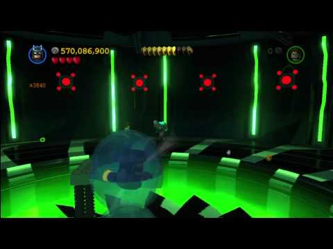 Lego Batman 2 DC Super Heroes: Level 8 FREE PLAY – 10 of 10 Mini Kit Locations – HTG