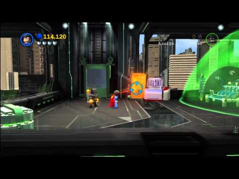 Lego Batman 2 DC Super Heroes: Level 9 / Research and Development Trophy/Achievement- HTG