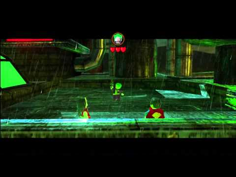 Lego Batman 2 DC Super Heroes: Red Brick Locations North Gotham Island – HTG