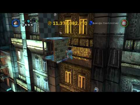 Lego Batman 2 DC Super Heroes: South Gotham City Gold Brick Locations 3 of 3 – HTG