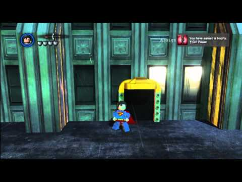 Lego Batman 2 DC Super Heroes: Super Girl – HTG