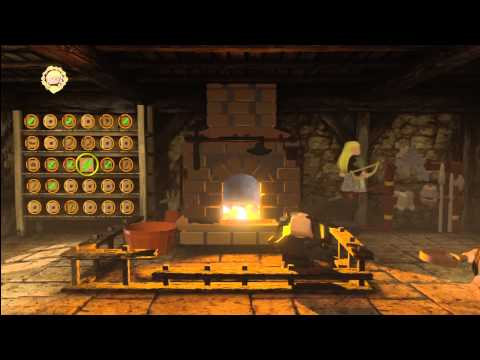 Lego Lord of the Rings: A Link To The Elements Trophy/Achievement – HTG