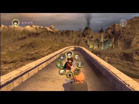 Lego Lord of the Rings: I've Always Been Taller Trophy/Achievement – HTG